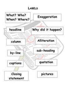 newspaper layout tes newspaper layout by rec208 teaching resources tes