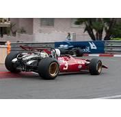 Ferrari 312 F1  Chassis 0017 2012 Monaco Historic