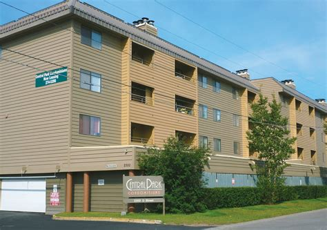 Central Garden Apartments by Central Park Condominiums Anchorage Ak Apartment Finder
