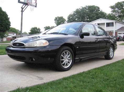 Ford Contour by 99 Ford Contour Mods