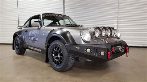 Porsche 911 Offroad Why Use A Truck When You Can Road A Porsche