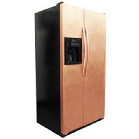 copper kitchen appliances copper appliance frame panel set by stainless crafts