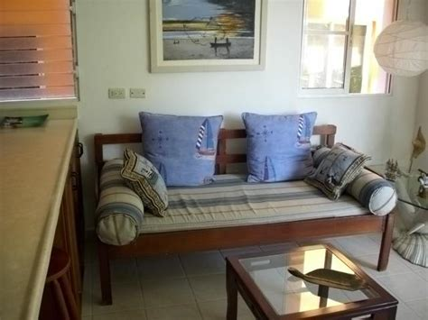 kitchen loveseat dominican republic apartment on the beach for rent in