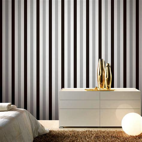 wallpaper stripe hitam putih aliexpress com beli singkat silver hitam putih bergaris