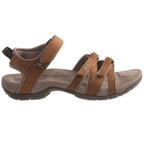 teva leather sandals teva tirra leather sandals footwear from open air
