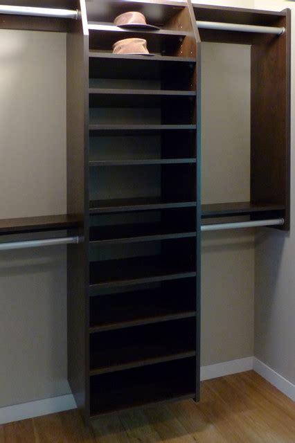 Closet Hat Storage reach in closets kelowna shoe hat storage