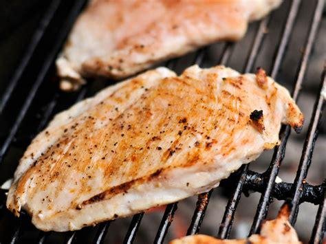 the best juicy grilled boneless skinless chicken breasts