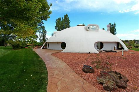dome house for sale a pioneering monolithic style dome home for sale in