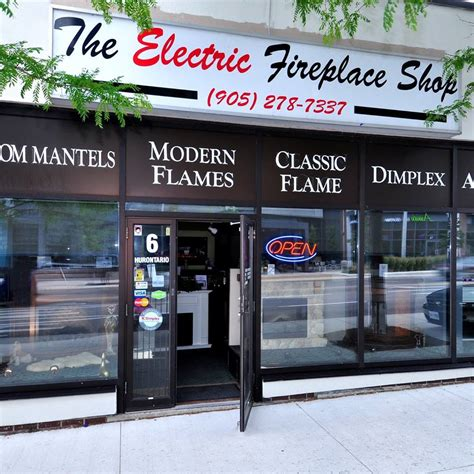 the electric fireplace shop fireplace store