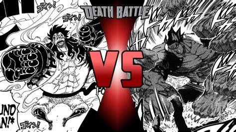 Death battle monkey d luffy vs akira kongou fight by mr pepsi and pizza on deviantart