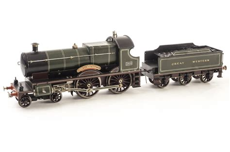 Charles Jourdan 1028 1382 New Original a for bassett lowke i live steam gwr green 4 4 0 3410 county of northton repain