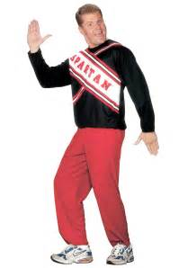 Funny Male Halloween Costumes Mens Funny Spartan Cheerleader Costume Funny Snl Costumes