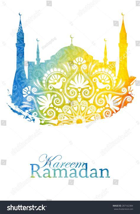 ramadan poster design ramadan poster flyer design template lager vektor