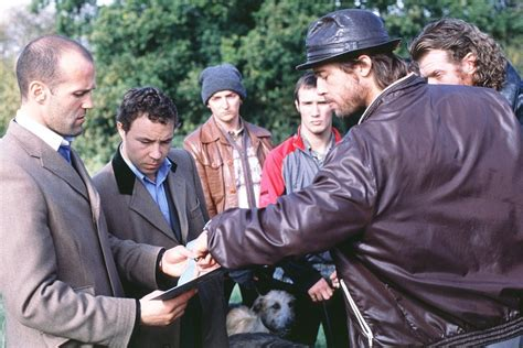 film mit jason statham and brad pitt jason in snatch jason statham photo 14341248 fanpop