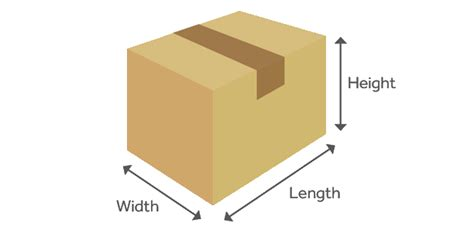 box layout height how to calculate length and girth of your parcel
