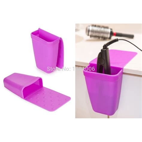Hair Dryer Storage Bag aliexpress buy new design silicone hair dryer holder bathroom bathtub silicone hanging