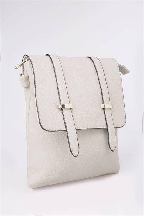 Sale Tasya Bag Set 4 In 1 Limited Edition grey foldover cross bag