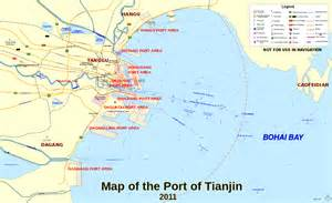 port map port of tianjin