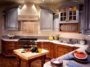 Old World Style Kitchen Cabinets by Guide To Creating An Old World Kitchen Hgtv