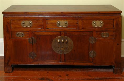 asian buffet furniture asian furniture tianjin port china antique buffet cabinet 2 doors 5 drawers