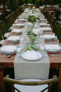Simple Wedding Table Decorations Best 25 Rectangle Table Centerpieces Ideas On