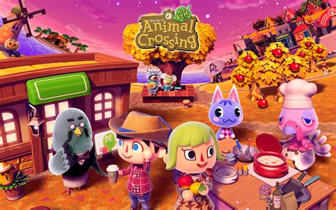 animal crossing animal crossing new leaf animal crossing wallpaper 34657358 fanpop