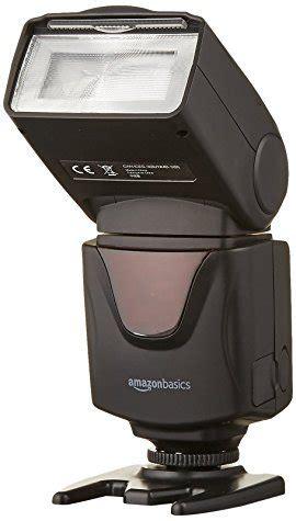 Amazonbasics Le flash amazonbasics df500 avec capteur sans fil pas cher et compatible canon eos et nikon