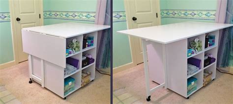 cutting table for sewing room organizing your sewing space part i yesterday s thimble
