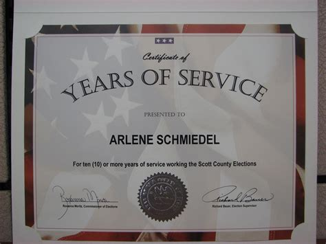 years of service certificate templates 28 years of service award certificate templates