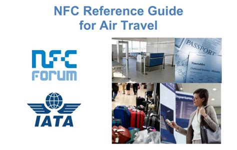nfc layout guide iata and nfc forum issue nfc guide for airports and airlines