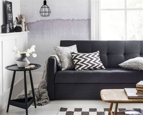 two seater sofa living room ideas a living room with a dark brown two seat leather sofa with