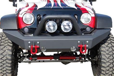 2010 Jeep Wrangler Front Bumper Mbrp St Joseph Diesel Inc
