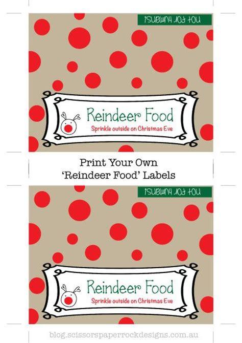 printable reindeer name tags free christmas printables reindeer labels read our