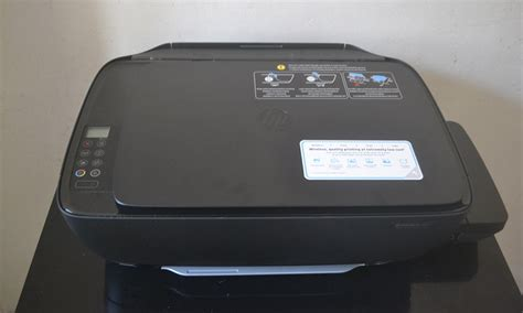 Printer Hp Gt hp deskjet gt 5820 all in one printer review manila
