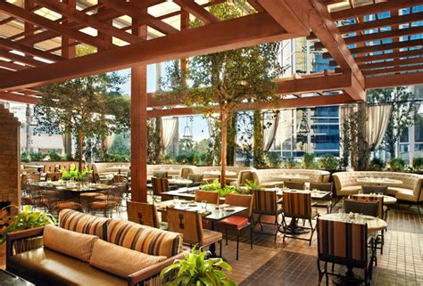 best la restaurants for outdoor dining four seasons magazine