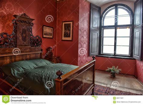 stanza da letto antica da letto antica fotografia editoriale immagine di