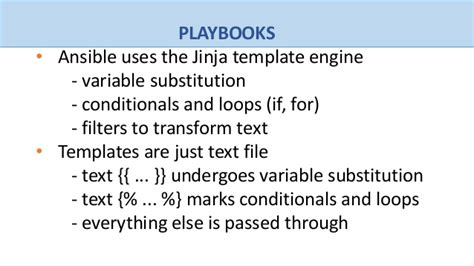 jinja templates jenkins and ansible reference