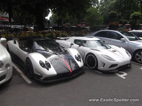 koenigsegg london koenigsegg agera r spotted in london united kingdom on 07