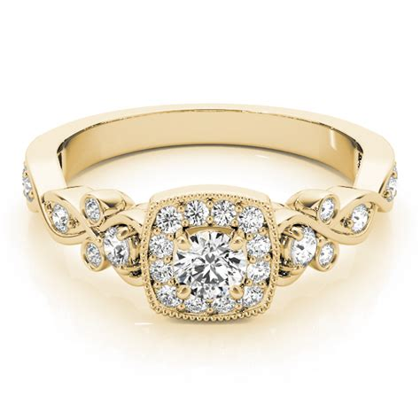 Intertwined Rings intertwined engagement rings from mdc diamonds nyc