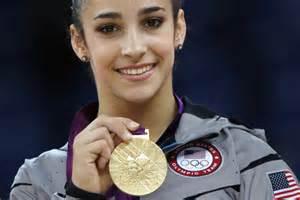 Olympics u s gymnast aly raisman ends london games by striking gold