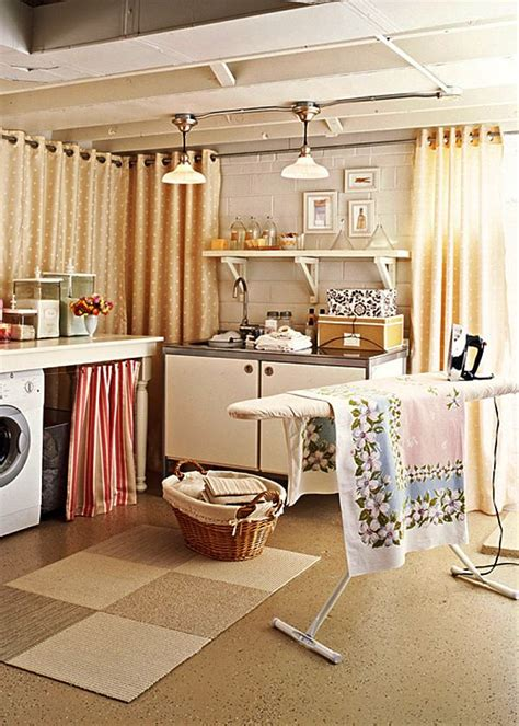 basement laundry room makeover decoist
