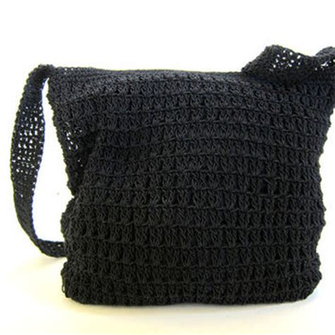Croco String Rotelli Shoulder Bag best small crochet bag products on wanelo