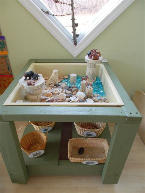 materials for sensory table 64 best images about learning environments on pinterest