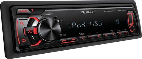 1 din kmm 257 autoradio kenwood usb radio cd mp3 autoradio met navigatie dvd speler en bluetooth