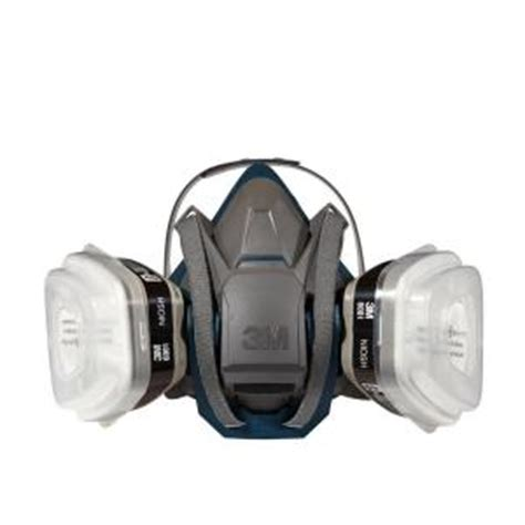 home depot paint mask 3m medium paint project respirator with latch mask