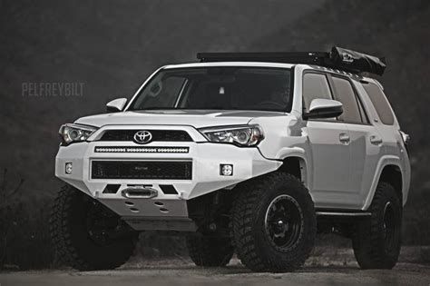 Ring Fogl All New Hilux Limited 5th 2014 4runner front plate bumper toyota