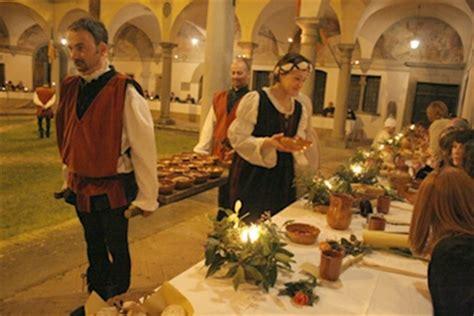 banchetto medievale banchetto medievale a castiglion fiorentino tour