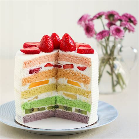 Cake Bakery by Thirsty For Tea Bakery Rainbow Cake