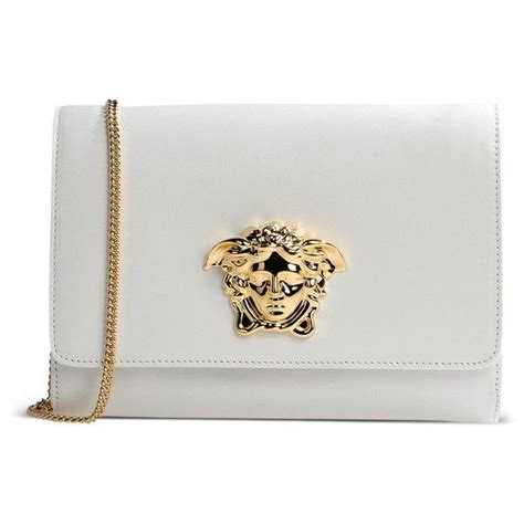 Versace Clutch versace clutch found on polyvore featuring bags handbags