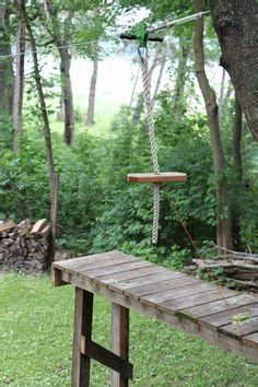 best zip line for backyard 25 best ideas about zip line backyard on pinterest treehouse kids treehouses for
